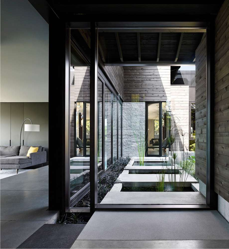 Mid Century Modern Architecture A Look At Mid Century: Laurelhurst MidCentury House In Seattle By MW