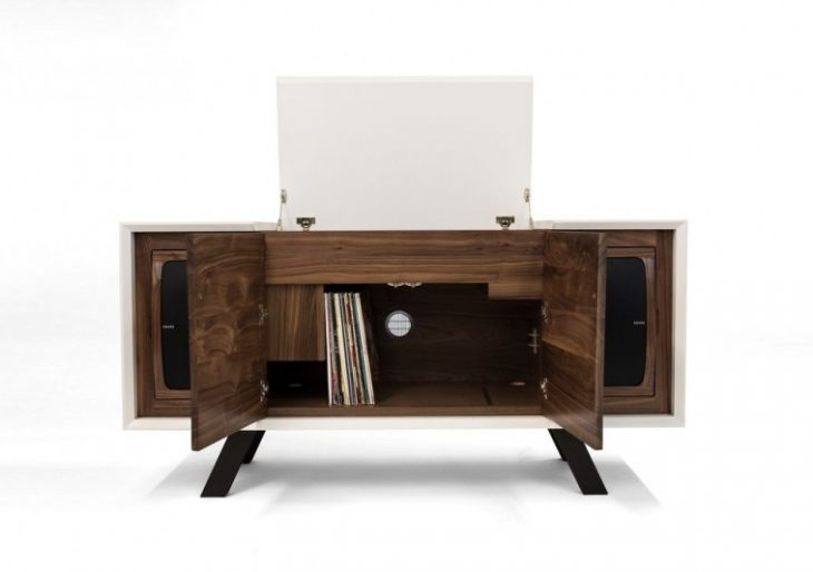 Mid-Century Meets Modern with the Wrensilva Sonos Edition Home Audio Console