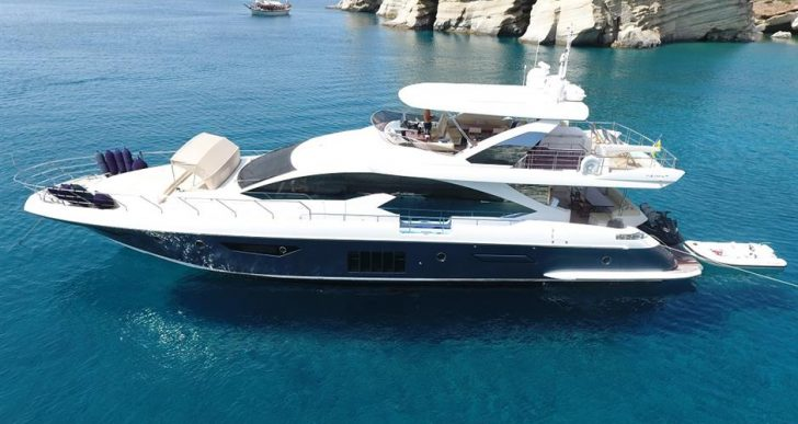 The 2015 Skye Superyacht Is Now Offered at $3.2M After a Price Reduction of Nearly $1M