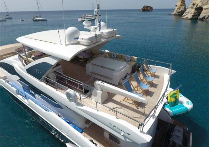 Motivated Seller Now Asking Only $2.95M for Like-New 2015 'Skye' Superyacht