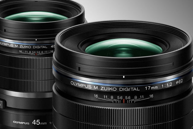 Olympus Announces Two New Pro-Level f/1:1.2mm Lenses