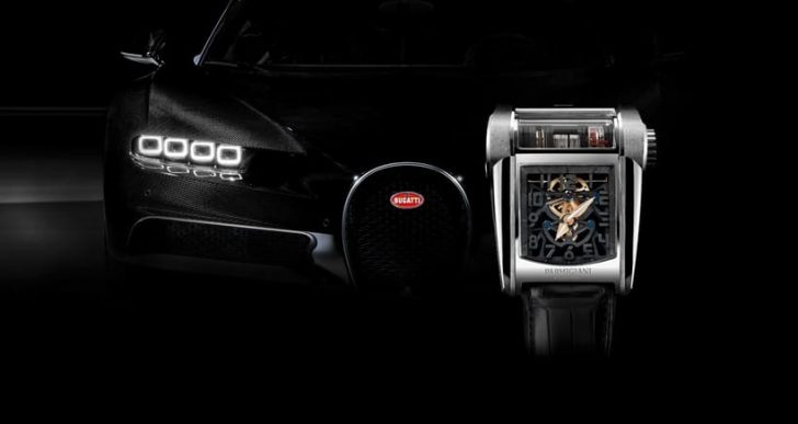 Parmigiani Fleurier's Bugatti-Inspired 'Type 390' Wristwatch Will See Just 20 Examples Made