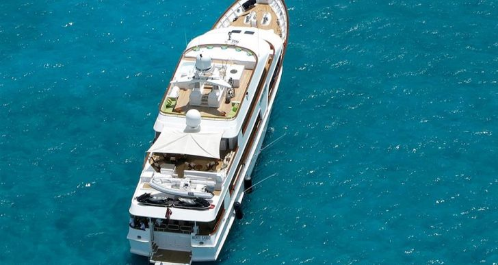 Recently Refit Amels Motor Yacht 'Monte Carlo' Now Available for Purchase with $5.7M Price Tag