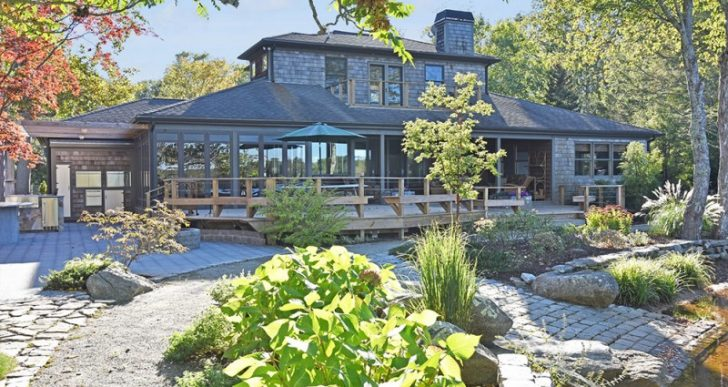 'Salvador,' 'Once Upon a Time in America' Actor James Woods Asks $1.4M for Lakefront Retreat in Rhode Island