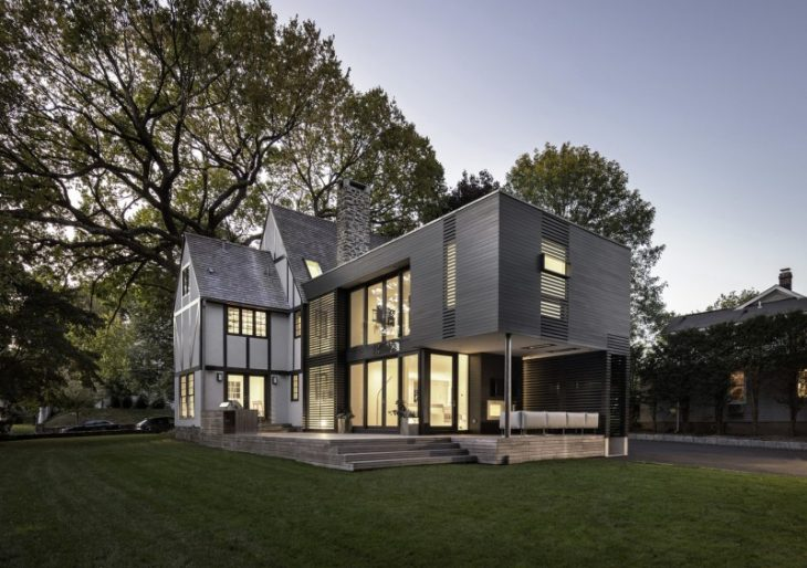 35HP Residence in New York by Joeb Moore & Partners