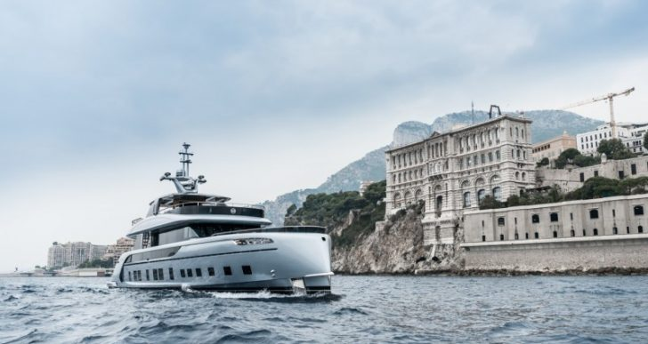 A Superyacht for the Modern Set: Dynamiq and Porsche Design's Limited Edition GTT 115 Hybrid Boasts a Bevy of Firsts in Its Class