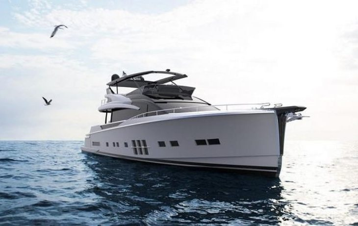 Adler Yachts Introduces the 83-Foot Carbon-Hulled Suprema XL Superyacht