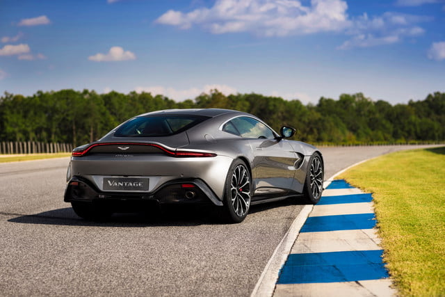 Aston Martin Goes All Out with Aggressive Redesign of the Vantage