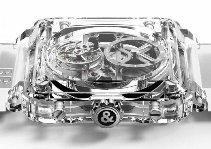 Bell & Ross Impresses with the $385K BR-X1 Skeleton Tourbillon Sapphire