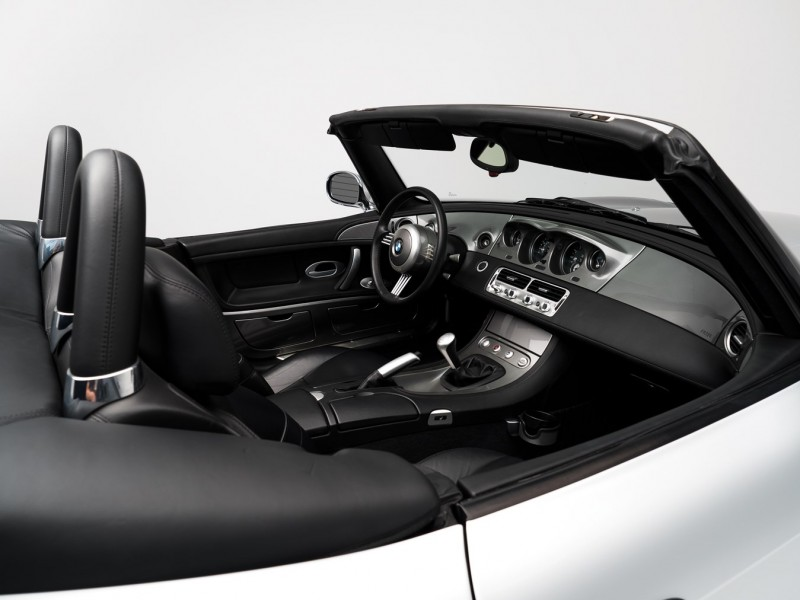 Late Apple Co Founder Steve Jobs Bmw Z8 To Hit The Auction Block With 400k Estimate American