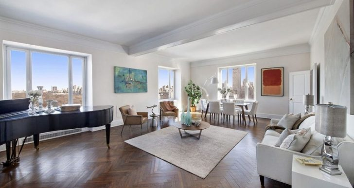Late Opera Great Luciano Pavarotti's Central Park Apartment Fetches $9M