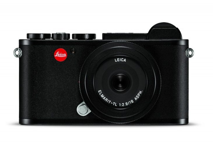 Leica's $2.8K CL Compact Camera Gives a Throwback Look and Handle to the Thoroughly Modern TL2