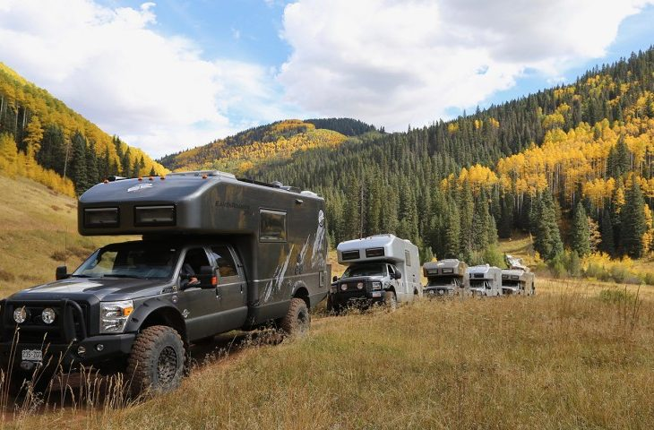 Luxury Overland Travel Gets a Whole New Chapter with EarthRoamer's $1.5M XV-HD Expedition Vehicle