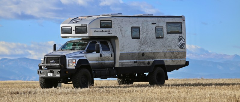 Luxury Overland Travel Gets A Whole New Chapter With