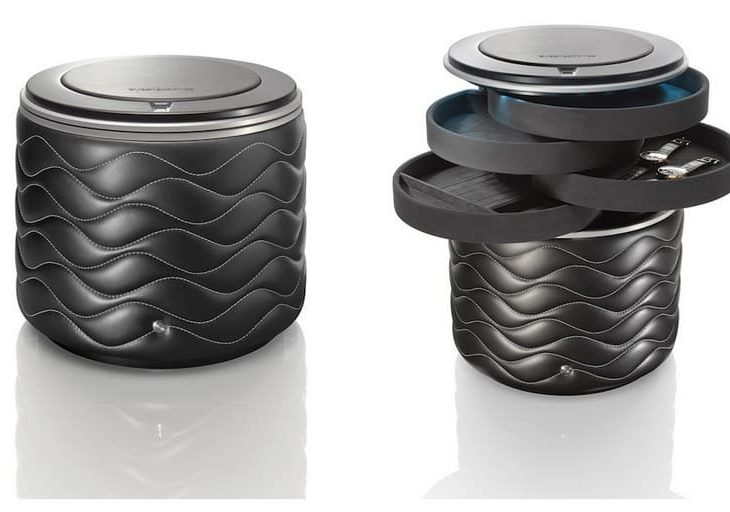 Protect Your Valuables in Buben & Zorweg's Luxurious Illusion Collection of Personal Safes
