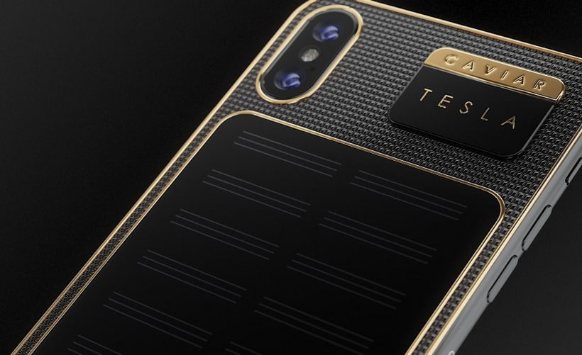 Russian Luxury Customization Firm Caviar Builds An Iphone