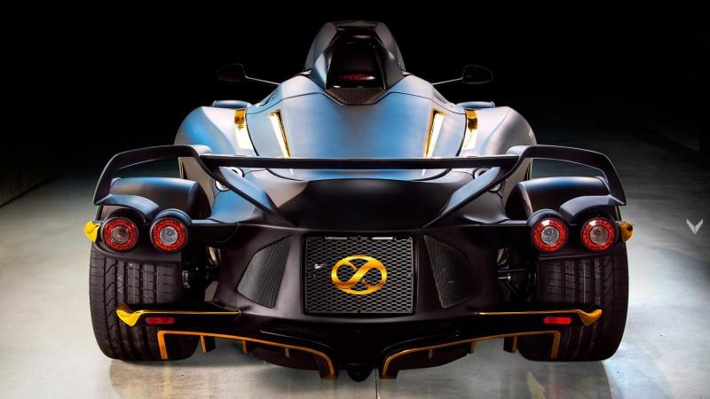 beast racecars spanish supercar company tramontanas xtr is an eye catching track