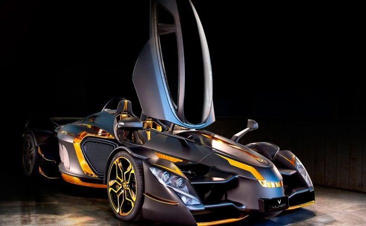 Spanish Supercar Company Tramontana's XTR Is an Eye-Catching Track Beast With a Look Like No Other