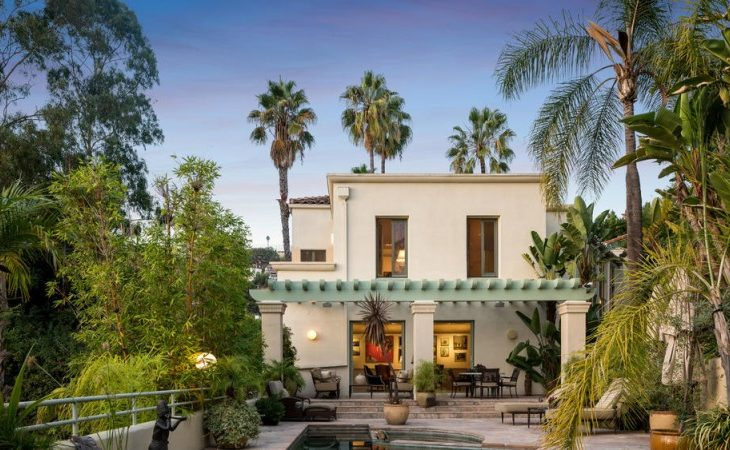 This $3.8M Listing in Hollywood Hills Has a Pedigree that Includes Halle Berry and Former MLB Slugger David Justice