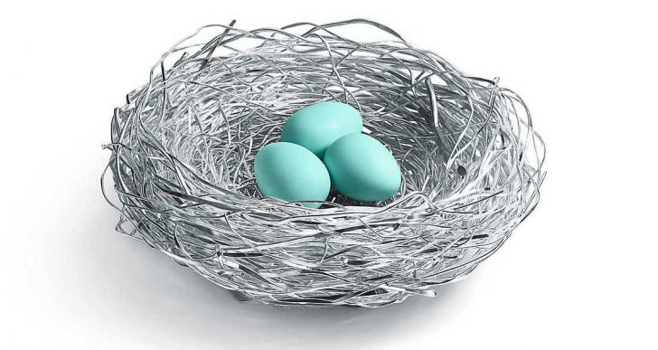 Tiffany & Co.'s $10K Silver and Porcelain Bird's Nest Is the Ultimate Gift for the Woman Who Has Everything