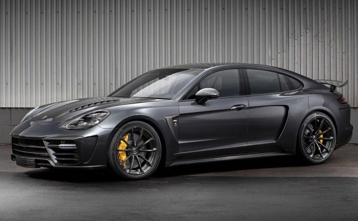 TopCar's $278K Stingray GTR Is a Porsche Panamera with an Added Punch