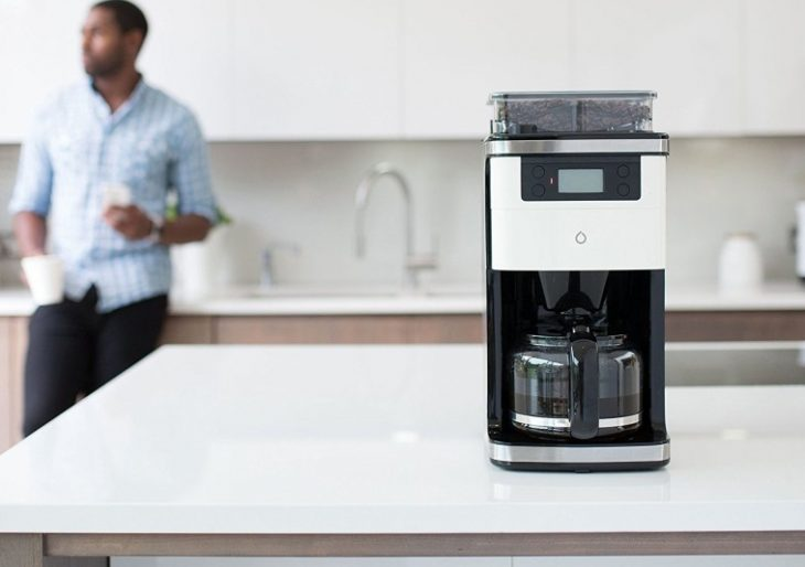 Wake Smarter with the App-Enabled Smarter Coffee Machine
