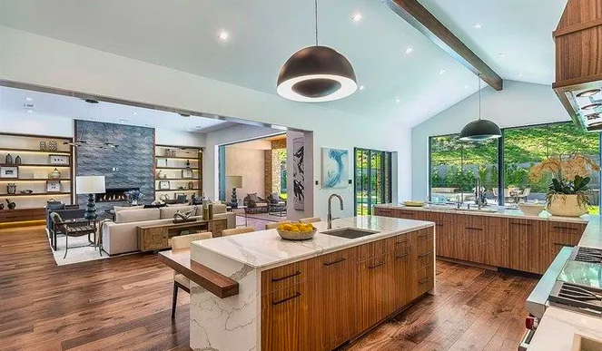 Kris Jenner Nabs a $9.9M 6-Bed Across From Kim and Kanye's Hidden Hills Property