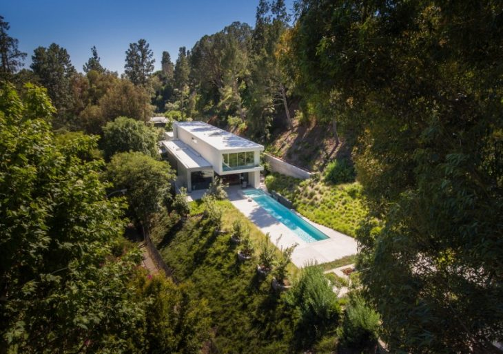 Coldwater Canyon in Beverly Hills by Ehrlich Architects
