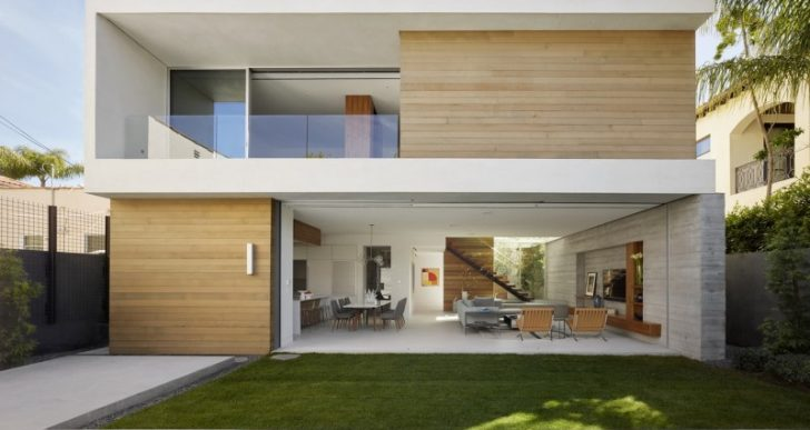 Crescent Drive Residence in Beverly Hills by Ehrlich Architects