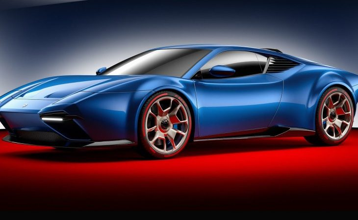 Former Lotus Exec Dany Bahar's Ares Project Panther Is a Huracan in DeTomaso Pantera Clothing