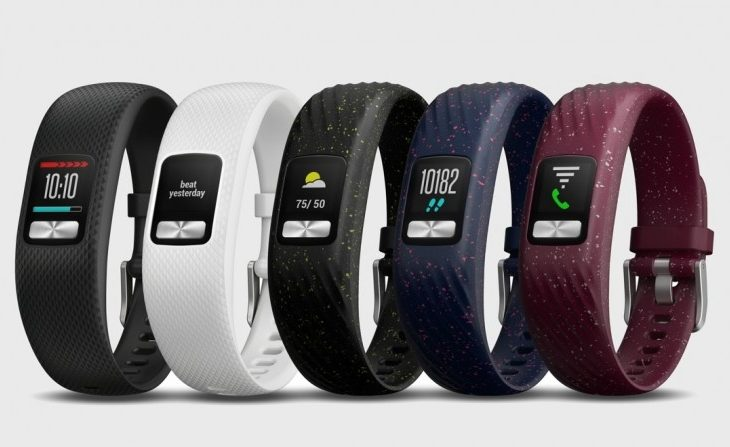 Garmin's Vivofit 4 Has an Always-on Color Display and Year-Long Battery Life