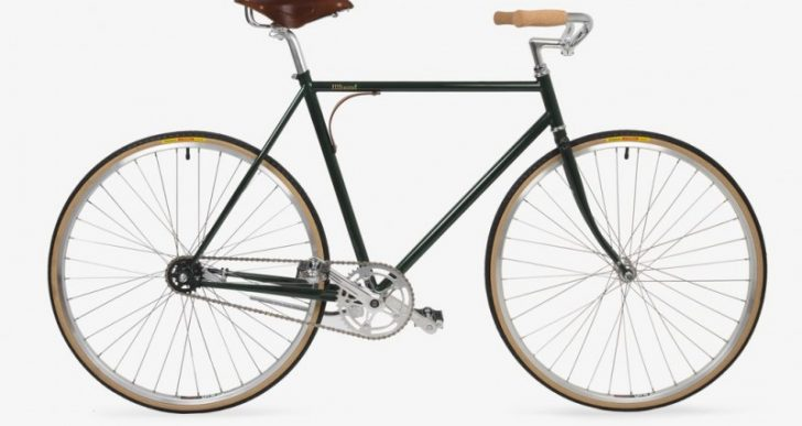 In Montreal, Design Studio JJJJound Teams up with Bike Builder Bassi for an Easygoing Road Bike