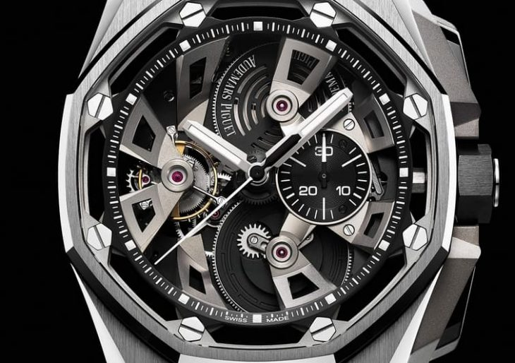 Introducing the $290K Audemars Piguet Royal Oak Offshore Tourbillon Chronograph 25th Anniversary