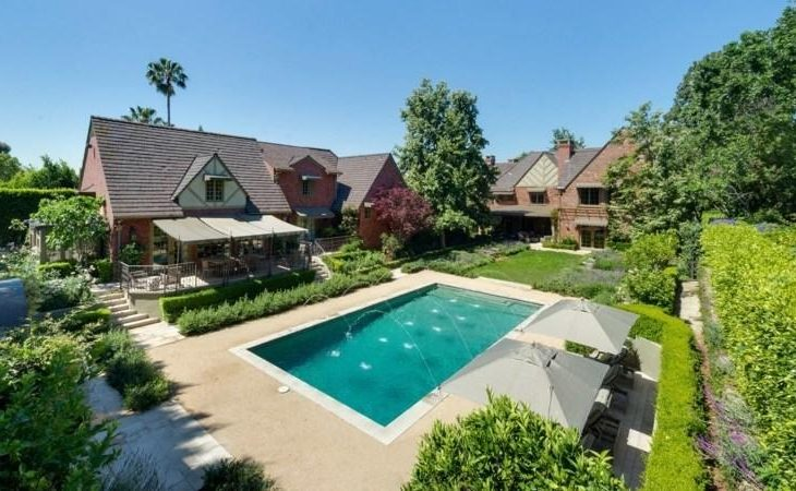 John Wells, 'Shameless,' 'ER' Executive Producer, Makes $12.4M with Sale of Hancock Park Home