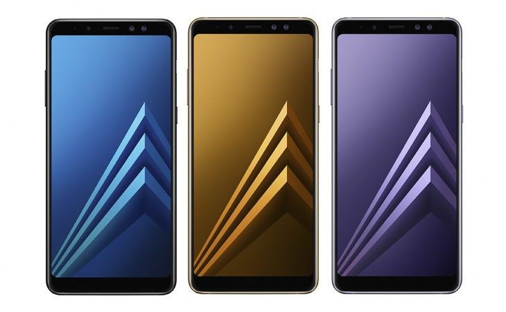 Samsung's Galaxy A8 and Galaxy A8+ Pack Some Serious Punch