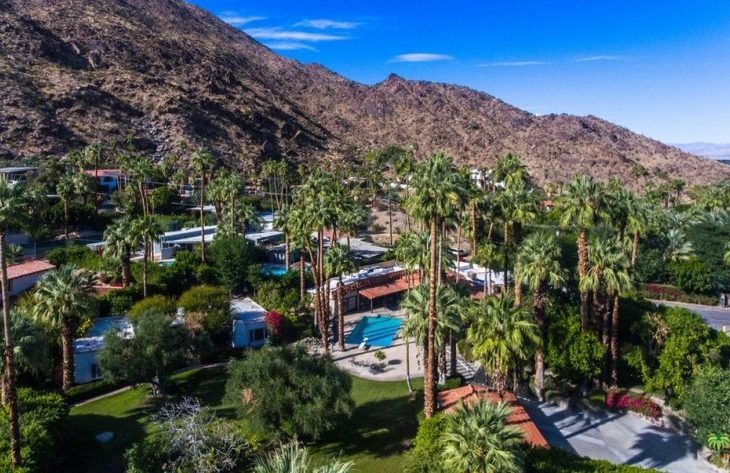Centenarian Pulitzer Prize Winner Herman Wouk Lists Palm Springs Home for $2.5M