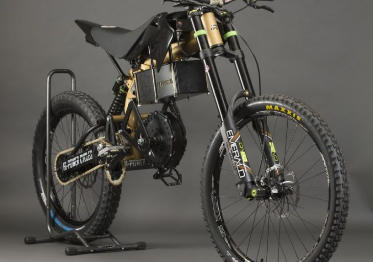 HPC's $11.5K Typhoon Pro E-Bike Pushes Every Limit