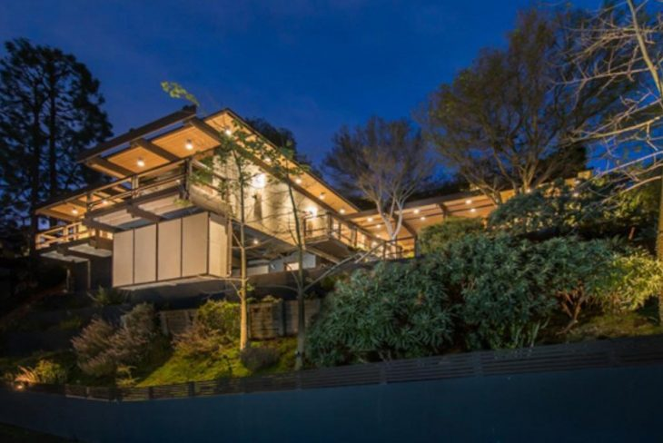 James Woods Sells Mid-Century Modern in L.A. for $2.3M