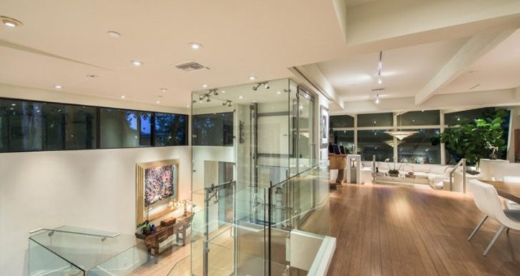 Jane Fonda and Richard Perry Take $8.5M for Beverly Hills Home