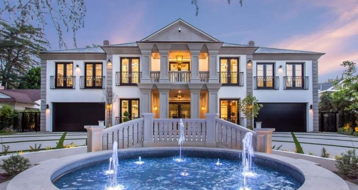 MLB Star Jimmy Rollins Picks Up Palatial Encino Neoclassical for Record $10.7M