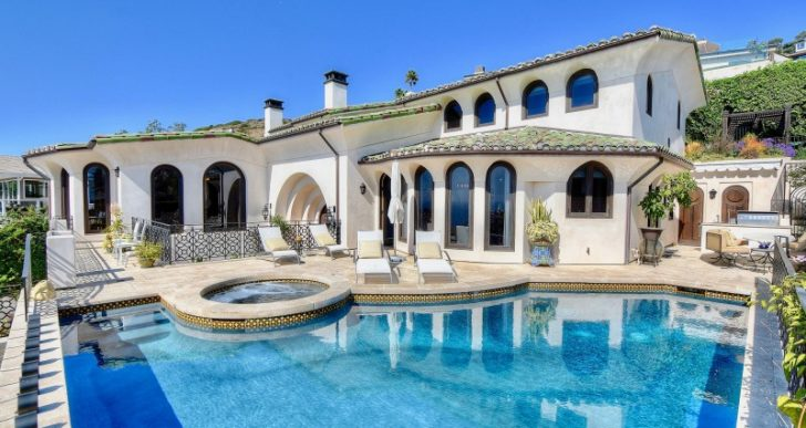 Stray Cats' Lee Rocker Relists Orange County Mansion for $8.7M, Down From Original $13M Price Tag