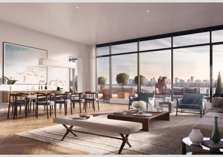 Tech Investor Dan Benton and Actress Wife Stephanie March Buy Manhattan Penthouse for $34.7M