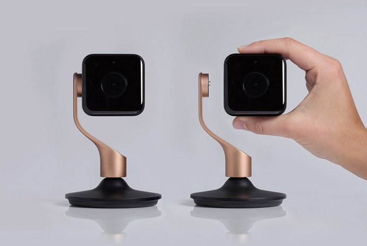 Yves Behar-Designed Hive View Is a Stylish, Detachable Indoor Cam