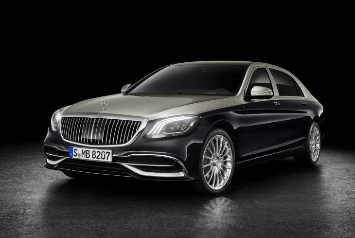 Watch Out Bentley: 2019 Mercedes-Maybach S-Class Suggests Conservative Taste, Aristocratic Elegance