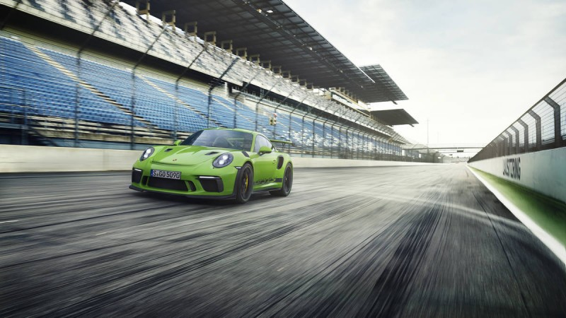 2019 Porsche 911 Gt3 Rs Top Of Its Naturally Aspirated Range To Start At 189k American Luxury