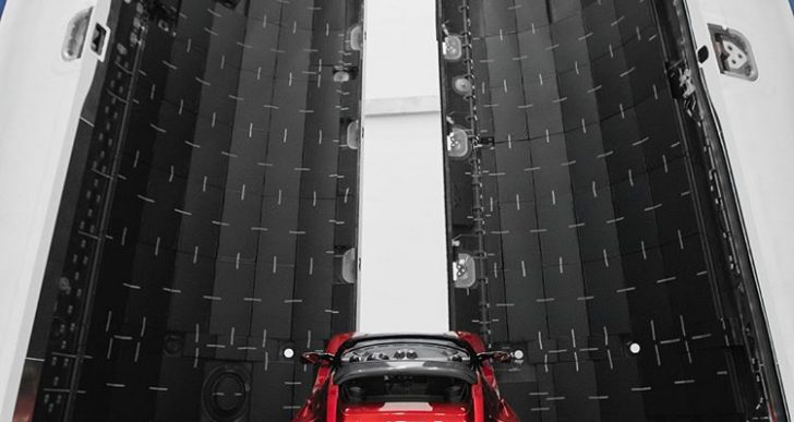 Elon Musk to Launch His Tesla Roadster Into Space on February 6
