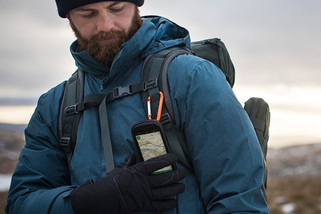 Land Rover 'Explore' Smartphone Is As Tough As You'd Expect