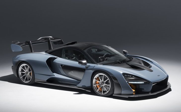 McLaren's $959K Senna Hypercar Sold Out Before It was Even Unveiled