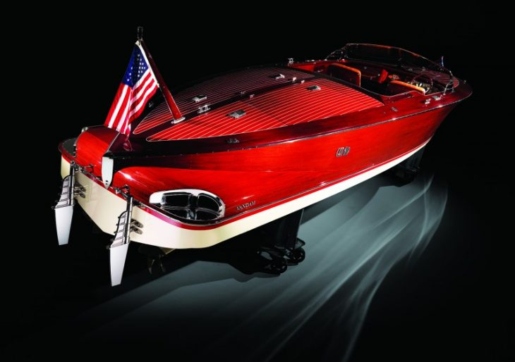 Van Dam Custom Boats: Singular Hand-Laid Classic Launches Recall Purest Expression Of The Art