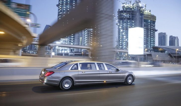 2019 Mercedes-Maybach S650 Pullman Extends Daimler's Foray Into Rolls-Royce and Bentley Territory